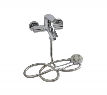 Kád csaptelep zuhanyzóval